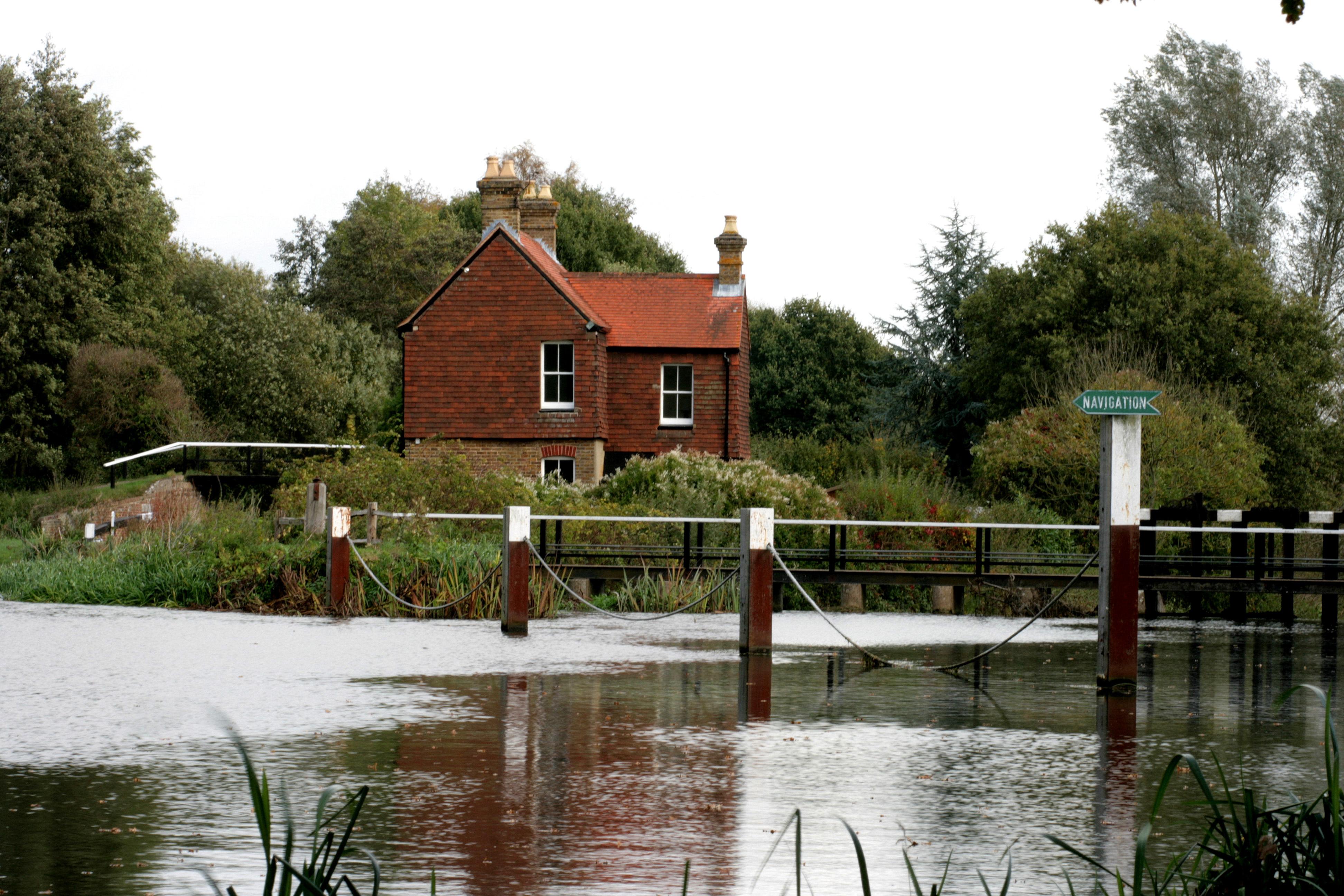 Lock Keepers Cottage Walsham